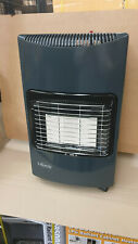 4.2kW Radiant Portable Gas Cabinet Heater C/W Hose & Regulator FREE POSTAGE