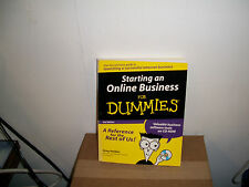 Starting an Online Business for Dummies® by Greg Holden (2000, Paperback)