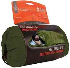 AMK SOL Escape Thermo Bivvy WATERPROOF Survival Sleeper- OD GREEN