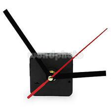 Simple DIY Movimiento con Agujas Cuarzo Ajuga de Reloj Plástico Metal Mecanismo