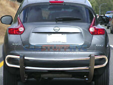 FITS 10-16 Nissan Juke: Stainless Steel Rear Bumper Guard Shield Cover Protector