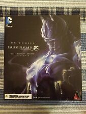 Play Arts Kai Variant No. 14 Armored Batman Action Figure Brand New