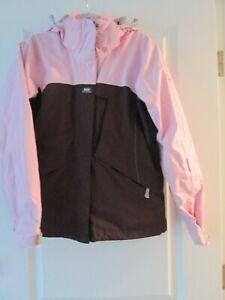 HELLY HANSEN Tech Perfect Balance women's pink-burgundy ski-winter jacket.  XS