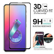 Tempered Glass Films Full Coverage Screen Protector For Asus Zenfone 6 ZS630KL