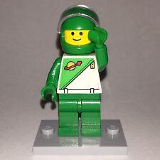 Lego Green Space Man