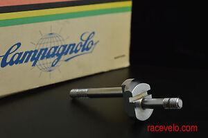 Vintage NOS Brake drop bolt chrome for Campagnolo Dia Compe gipiemme Long NEW