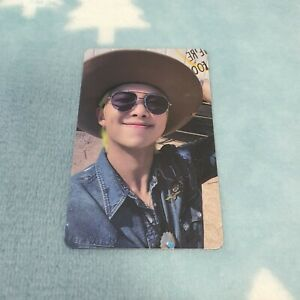 BTS Single Album Butter M2U Lucky Draw RM Photo Card Official<5