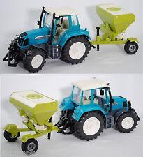 Siku Farmer 2968 Fendt Farmer 412 Vario Traktor & Düngerstreuer fertiva 1:32