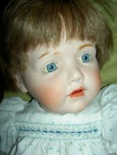 Gorgeous, large all bisque jointed, Hilda character baby doll Jdk 237 by R.Royse