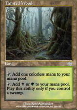 1x Tainted Wood NM-Mint, English Torment MTG Magic