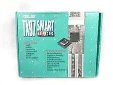 BRAND NEW ASUS TX97-XE 166/WOA 586 Motherboard 4 ISA 4 PCI Smart Main Board
