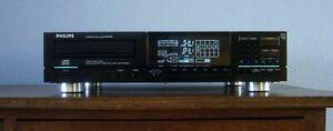 CD-player Philips CD880 TDA1541S1 top multibit DAC
