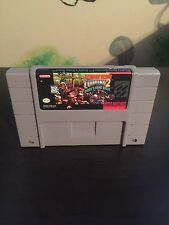 Donkey Kong Country 2: Diddy's Kong Quest SNES Super Nintendo two