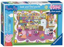 Ravensburger 06961 My First Peppa Pig 16 pieces Floor Cardboard Jigsaw Puzzle
