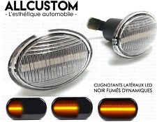 DYNAMISCHE SEITENBLINKER WEISS LED BLINKER für FIAT 695 Rivale 595 Pista Turismo