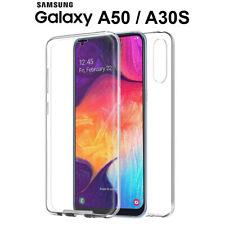Funda Proteccion 360º Gel TPU Hibrida Transparente Samsung Galaxy A50 / A30S