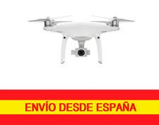 DJI Phantom 4 Pro blanco   Dron cuadricóptero Tiempo de vuelo 30 minutos
