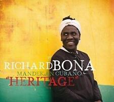 Richard Bona Mandekan Cubano - Heritage (NEW CD)