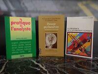 Devenir psychanalyste pratique de l'entretien clinique ARTBOOK by PN