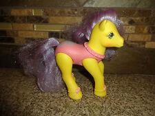"Vintage 1989 My Little Pony Ballet ""Sweet Steps"" Twinkle Dancer Ballerina"