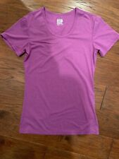 Womens 32 Degrees Weatherproof Short Sleeve Scoop Neck Tee Small