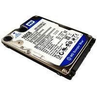 """Western Digital WD1600BEVT 160GB 5400RPM SATA2 2.5"""" Laptop Hard Drive"""