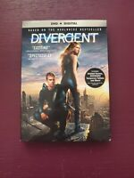 Divergent (Widescreen DVD, 2014) Zoe Kravitz, Jai Courtney, Kate Winslet