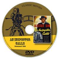 An Inspector Calls 1954 - Alastair Sim, Arthur Young - Crime, Drama, Mystery DVD