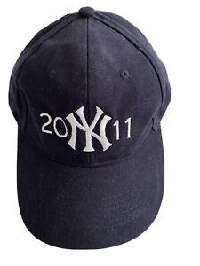 NY YANKEES STADIUM 2011 HAT SGA ADJUSTABLE CAP MLB BASEBALL