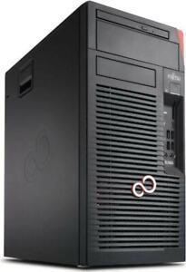 Fujitsu Celsius W580 Micro Tower Desktop PC i7-9700 8GB 256GB, VFY:W5800W271SGB