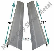 1999-07 CHEVY SILVERADO SIERRA 4DR EXT. CAB ROCKER PANEL  PAIR!