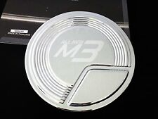 FOR NEW MAZDA 3 MAZDA3 4DOOR SEDAN 2014 CHROME FUEL OIL CAP TANK TRIM V.1