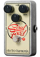 Electro Harmonix EHX Soul Food Pedal, Brand New in Box ! Free Shipping
