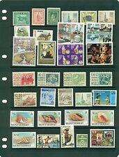 Worldwide MNH stamps CV $36.40 - cheap!