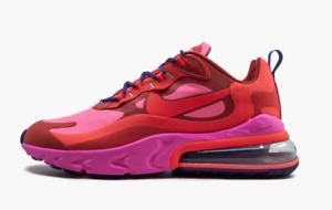 Nike Air Max 270 React Mystic Red Women Sneakers