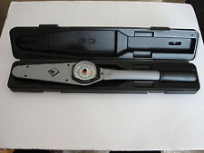 """Armstrong 64-402 1/2"""" Drive Dial Torque Wrench 0-175 ft/lbs"""