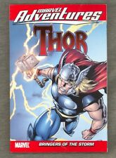 NEW Marvel Adventures THOR: Bringers of the Storm 2011 HULK AVENGERS SPIDER-MAN