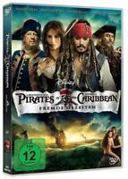 Fluch der Karibik 4 IV - Fremde Gezeiten DVD Box Set Edition + Extras Neu OVP
