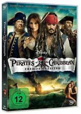 Fluch der Karibik 4 - Fremde Gezeiten (2011) DVD Abenteuer Action Fantasy NEU