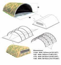 laser geschnittenen Karton bausatz 1//144 Militar Flugzeug Hangar