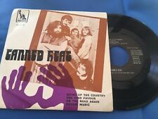 CANNED HEAT - GOING UP THE COUNTRY - PORTUGAL 45 EP