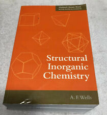 Structural Inorganic Chemistry (Oxford Classic Texts in the Physical Sciences…