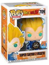 Super Saiyan 2 Vegeta GITD Chase Dragon Ball Z POP! Animation #709 Figur Funko