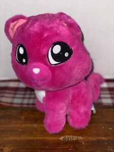 Tic Tac Toy Plush Pink Stuffed Animal