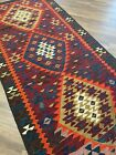 Brand New Handmade Turkish Kilim Tribal Area Rug/Large Runner Fine Quality, 5x10
