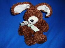 "The Petting Zoo Bunny Rabbit Plush Beanbag 12"""