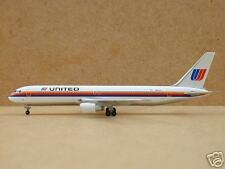 United Airlines B767-322 (OC) (N652UA), 1:400 Dragon W.