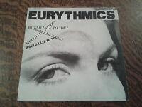 45 tours eurythmics would i lie to you