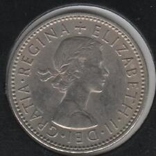 1958 EXTREMELY FINE Great Britain Shilling #2