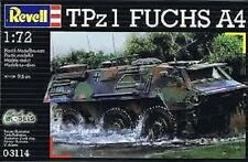 Revell 03114 - TPz1 Fuchs A4 - 1:72 Plastic Kit/Wargaming model